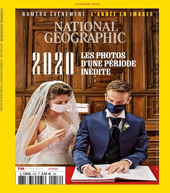 National Geographic N°256 – Janvier 2021