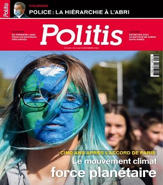 Politis N°1630 Du 3 au 9 Décembre 2020