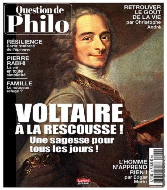 Question de Philo N°20 – Janvier-Mars 2021