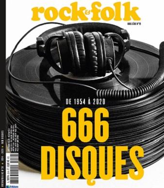 Rock et Folk Hors Série N°39 – Décembre 2020