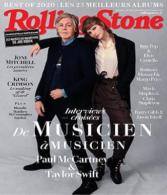 Rolling Stone N°128 – Décembre 2020-Janvier 2021