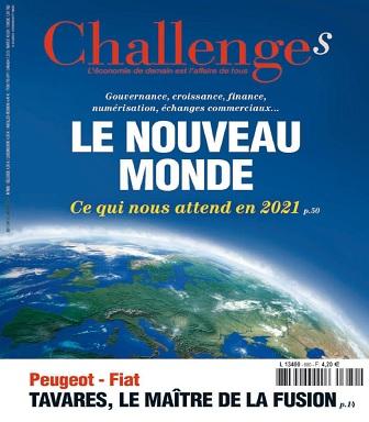 Challenges N°680 Du 7 au 13 Janvier 2021