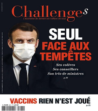 Challenges N°681 Du 14 au 20 Janvier 2021
