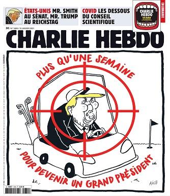 Charlie Hebdo N°1486 Du 13 Janvier 2021