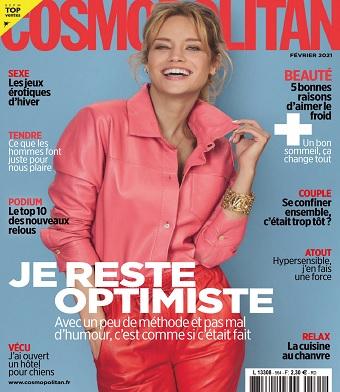 Cosmopolitan N°564 – Février 2021