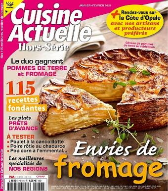 Cuisine Actuelle Hors Série N°154 – Janvier-Février 2021