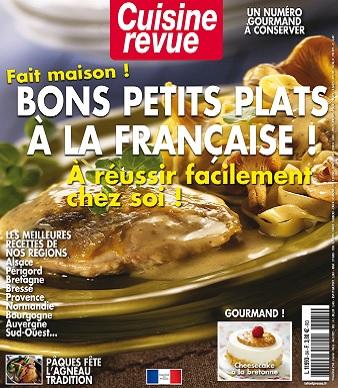 Cuisine Revue N°84 – Février-Avril 2021