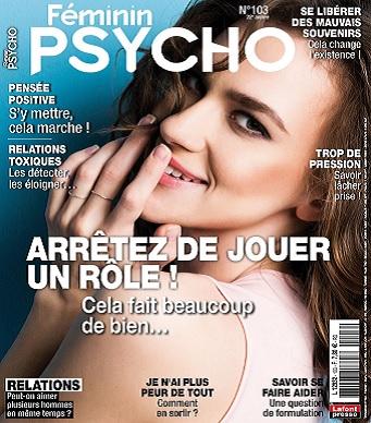 Féminin Psycho N°103 – Février-Avril 2021