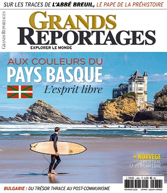Grands Reportages N°484 – Février 2021