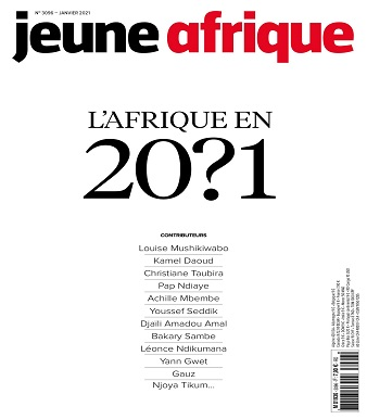 Jeune Afrique N°3096 – Janvier 2021