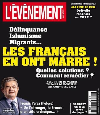 L'Evénement Magazine N°36 – Janvier-Mars 2021