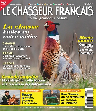 Le Chasseur Français N°1488 – Février 2021