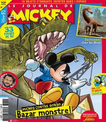 Le Journal De Mickey N°3579 Du 20 Janvier 2021 ...