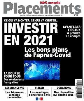 Le Revenu Placements N°280 – Janvier-Mars 2021