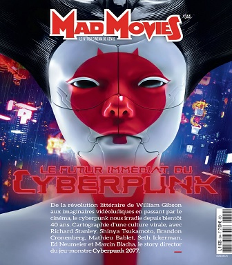 Mad Movies N°344 – Janvier 2021