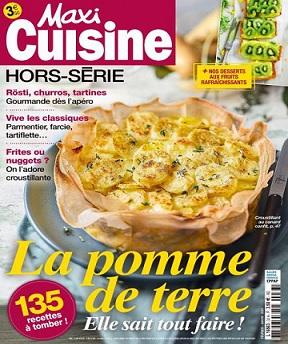 Maxi Cuisine Hors Série N°33 – Février-Mars 2021