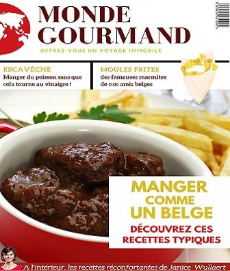 Monde Gourmand N°23 Du 31 Janvier 2021