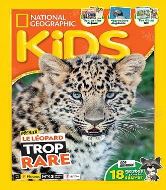 National Geographic Kids N°43 – Février 2021