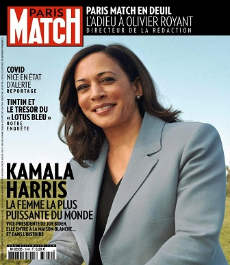 Paris Match N°3740 Du 7 Janvier 2021
