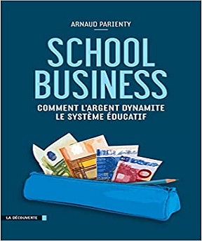 School business – Arnaud PARIENTY