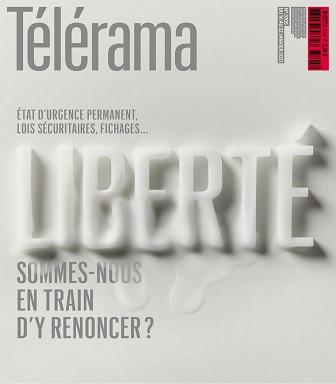 Télérama Magazine N°3705 Du 16 Janvier 2021