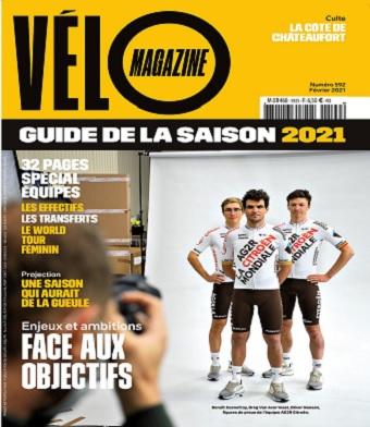 Vélo Magazine N°592 – Février 2021