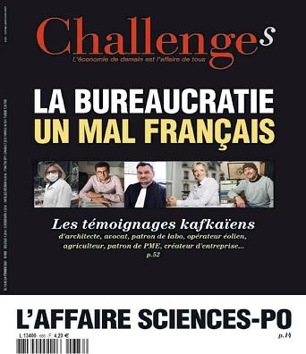 Challenges N°686 Du 18 au 24 Février 2021