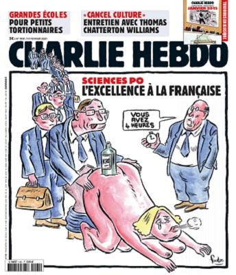 Charlie Hebdo N°1491 Du 17 Février 2021