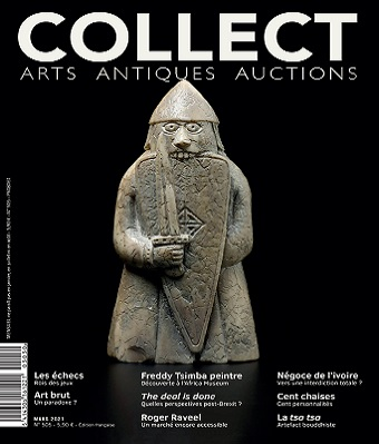 Collect Arts Antiques Auctions N°505 – Mars 2021