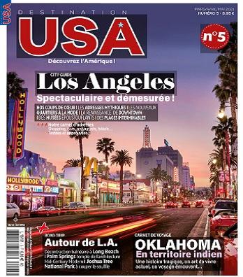 Destination USA N°5 – Mars-Mai 2021