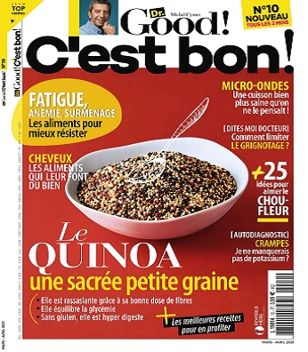 Dr Good C'est Bon! N°10 – Mars-Avril 2021