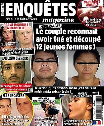 Enquêtes Magazine N°13 – Mars-Mai 2021