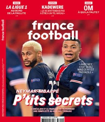 France Football N°3890 Du 2 Février 2021