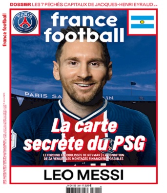 France Football N°3891 Du 9 Février 2021