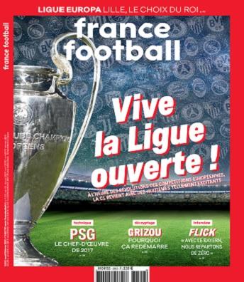 France Football N°3892 Du 16 Février 2021