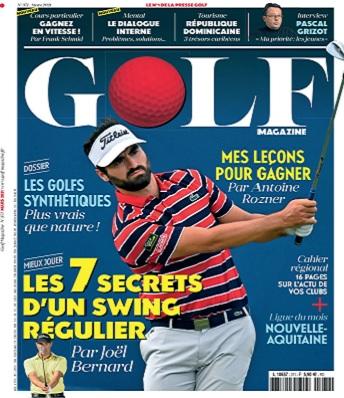 Golf Magazine N°371 – Mars 2021