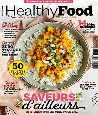 Healthy Food N°27 – Janvier-Février 2021