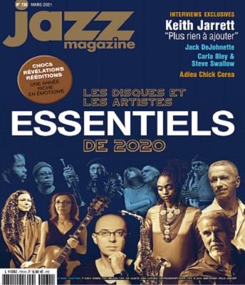 Jazz Magazine N°735 – Mars 2021