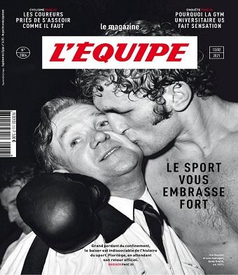 L'Equipe Magazine N°2006 Du 13 Février 2021