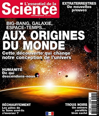 L'Essentiel De La Science N°52 – Mars-Mai 2021