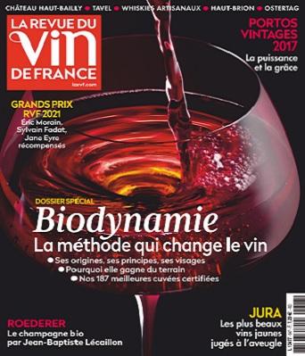 La Revue Du Vin De France N°647 – Février 2021