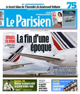 Le Parisien Du Vendredi 12 Février 2021