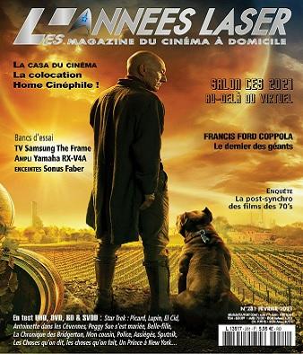 Les Années Laser N°281 – Février 2021