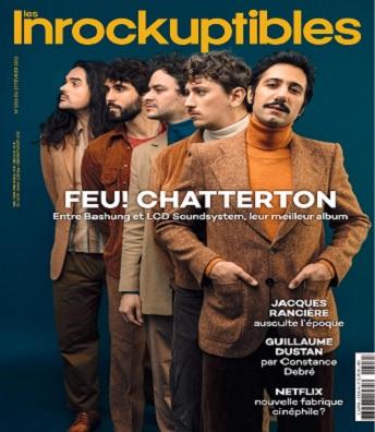 Les Inrockuptibles N°1316 Du 17 Février 2021