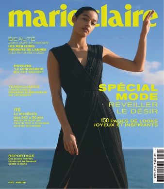 Marie Claire N°822 – Mars 2021