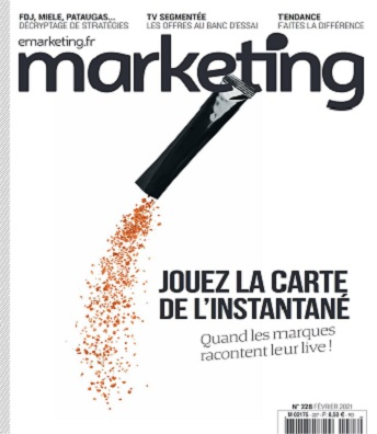 Marketing Magazine N°228 – Février 2021