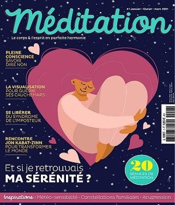 Méditation Magazine N°7 – Janvier-Mars 2021