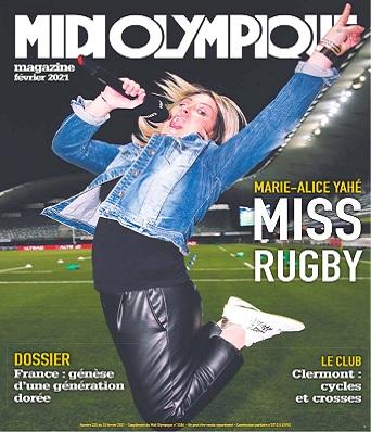 Midi Olympique Magazine N°220 – Février 2021