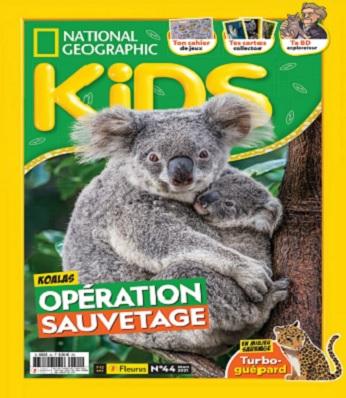 National Geographic Kids N°44 – Mars 2021