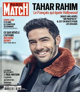 Paris Match N°3746 Du 18 au 24 Février 2021
